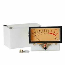 AC650Ω Analog Audio VU Meter Level Indicator VU Meter Header TN-73 Backlight