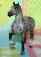 #6022 ⭐Breyer Stablemate Horse, Belgian , Grey Dapple