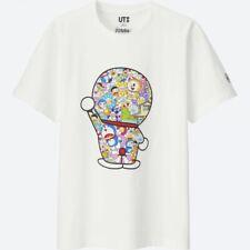 Uniqlo Doraemon x Takashi Murakami Graphic T-Shirt White - LARGE