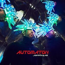 JAMIROQUAI 'AUTOMATON' CD (2017)