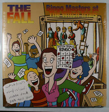 THE FALL Bingo Masters at the Witch Trials SEALED VINYL ALBUM/GATEFOLD COVER