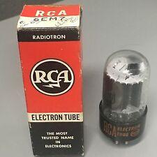 RCA 6EM7 Dual Triode Vacuum Tube VINTAGE