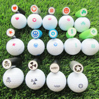 Quick Drying Golf Ball Identify Ink Stamper Seal Stamp Maker Golfer Gift Prize Y