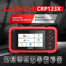 2020New! LAUNCH X431 CRP123 X OBD2 Auto Car Engine ABS SRS AT Diagnostic Scanner