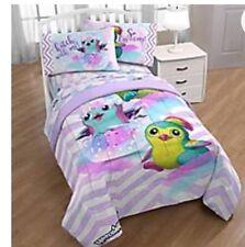 Brand New Hatchimals Twin/ Full Comforter- Reversible- Egg