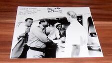 Maryam d'Abo & Jeroen Krabbe *Bond*, original signed Photo 20x25 cm (8x10)