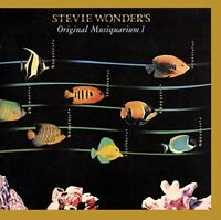 Stevie Wonder - Original Musiquarium I [CD]