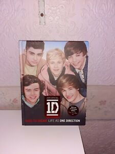 One Direction - Dare to Dream - SIGNED BOOK
