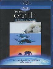 Earth la nostra terra DOCUMENTARIO BLU-RAY Disney FUORI CATALOGO