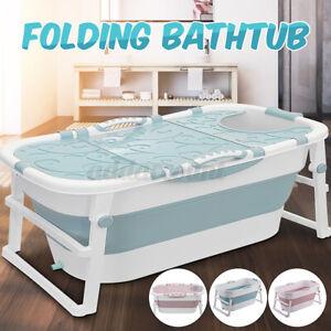 Bathtub Spa Bath Tub Adult Portable Folding PVC Foldable Water Tub Place Room