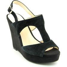 Zapatos de tacón de mujer plataformas de tacón alto (más que 7,5 cm) de color principal negro