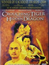 Crouching Tiger, Hidden Dragon (Dvd movie, 2001, Special Edition) Chow Yun Fat