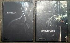 Dark Souls Official Guide & Dark Souls II Collector's Edition Guide (Hardcovers)