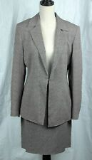 Taiga Paris Women's Lined Skirt and Jacket Suite Size 10