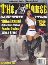 THE HORSE BACKSTREET CHOPPERS No.100 (New Copy) *Free Post To USA,Canada,EU
