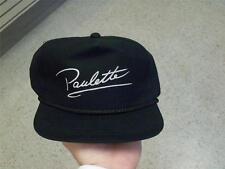 Paulette Carlson hat VINTAGE Snapback RARE Country Singer Westen Paulette hat