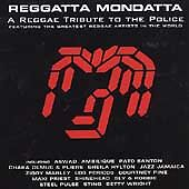 Reggatta Mondatta: A Reggae Tribute to the Police by Various Artists (CD, Mar-20