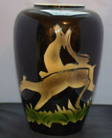 Scheurich Foreign  239-30 design Vase Keramik 50s 60s Vintage  WGP MCM