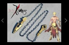 Animate Cosplay Props.Fate/stay night.Gilgamesh.Enkidu.Gold Weapon.Fate/Zero