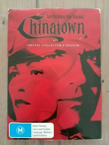 Chinatown Special Collector's Edition Slip-Cover (DVD) Like New PAL Region 4