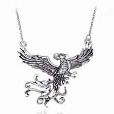 Harry Potter Fawkes the Phoenix Necklace
