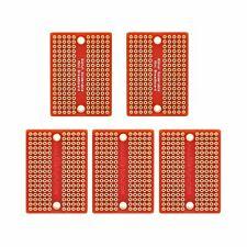 Gikfun Mini Solder-able Breadboard Gold Plated Finish Proto Board PCB