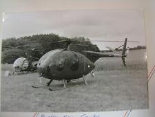 Photo MD Hughes 500 H-201 Dainish Air Force, Open Dag KLu VLB Deelen 1978