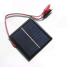 FM_ QA_ 5.5V 1W SOLAR PANEL MODULE PHOTOVOLTAIC CELL CAR LAMP LIGHT SUN POWER BA