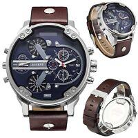 Cagarny 6820 Quartz Watch - MSB Leather band - Orologio - Horloge - Reloj - Uhr