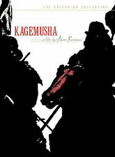 Kagemusha (DVD, 2005, 2-Disc Set, Special Edition Double-Disc Set) w/ Booklet