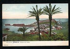 Portugal MADEIRA Funchal Camara de Lobos 1900s u/b PPC