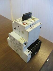Moeller Motor Protector ZM-6-PKZ2 Trip: 4-6A Used