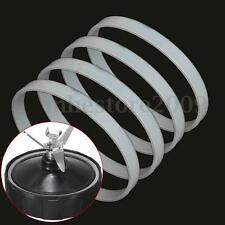 4X Sealing Gasket Rubber O Ring Replacement Seals For Ninja Juicer Blender Blade