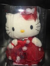 RARE! #0108/3500 Hello Kitty Sanrio 30th Anniversary Plush Limited Ed VHTF New