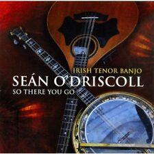 Sean ODriscoll - So There You Go [CD]