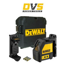 Dewalt DW088K Self Levelling Cross Line Laser Level Red Beam