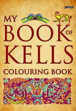 NEW My Book of Kells Colouring Book (The Secret of Kells) by Eoin O'Brien