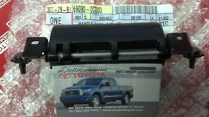 OEM 2001-2007 SEQUOIA REAR TAILGATE HANDLE ASSEMBLY, IMPROVED / UPDATED VERSION