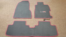Genuine Honda Civic Type R EP3 Carpet Mats Set 2001-2005 (Right Hand Drive) UK