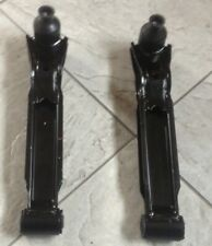 SUZUKI ALTO 02-- TWO FRONT LOWER SUSPENSION TRACK CONTROL ARMS R HAND AND L HAND