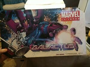 "GALACTUS 19"" Talking Action Figure & Silver Surfer -Marvel Universe Masterworks"