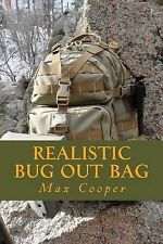 NEW Realistic Bug Out Bag by Max Cooper