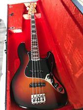 2013 American Fender Deluxe Jazz bass