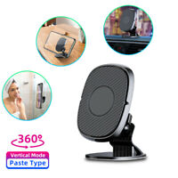 For Cell Phone iPhone GPS 360° Car Phone Holder Magnetic Mount Stand Universal