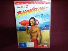 BAYWATCH Season 2 Disc 3 & 4 Special Edition RFree DVD*