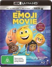 The Emoji Movie (Blu-ray, 2017, 2-Disc Set)