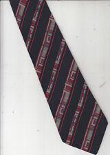 Lanvin-Authentic-100% Silk Tie-Made In France-La40- Men's Tie