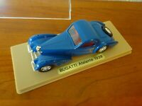 BUGATTI Atalante 1939 - Die cast model by SOLIDO - in ORIGINAL BOX - 1990's.