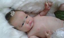 QUEEN'S CRIB OOAK  REBORN BABY GIRL DOLL PRINCESS ATTICUS by Laura Lee Eagles