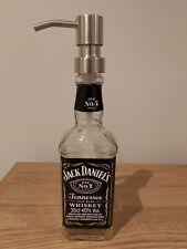 Jack Daniels soap dispenser